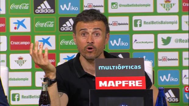 """Enrique vor Barcelona-Derby: """"Es wird schwer"""""""