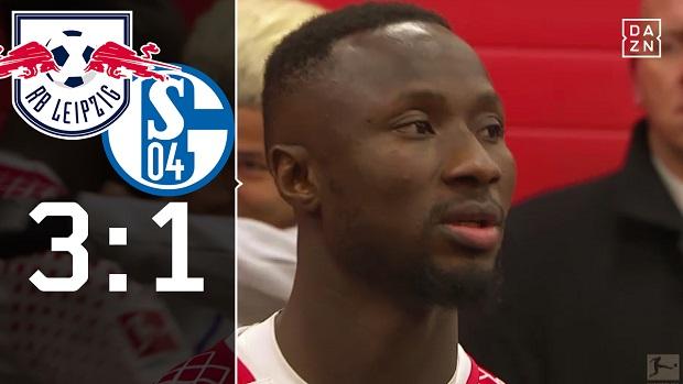 RB Leipzig - Schalke 04