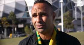 Ex-Caltex Socceroos Archie Thompson and Josh Kennedy talk about the upcoming FIFA World Cup qualifier against Thailand in Melbourne.