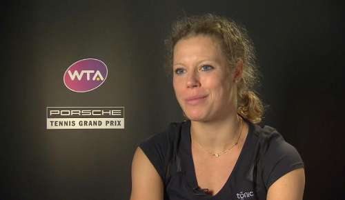 Siegemund Interview: WTA Stuttgart Final
