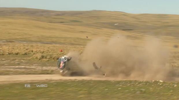 WRC: Rallye Argentinien = Rallye spektakulär!