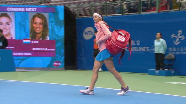 Taiwan Open: Elina Svitolina - Mandy Minella