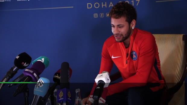 """Neymar & Cavani einig: """"Real spezielles Spiel"""""""