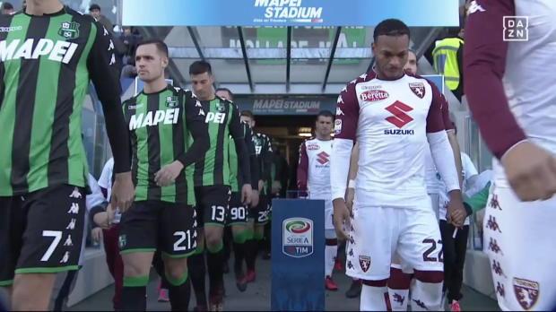 Sassuolo - FC Turin