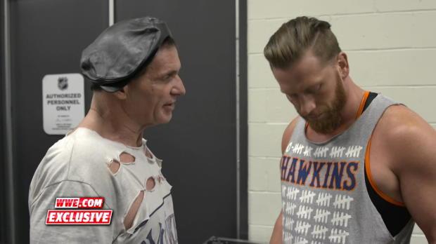 Is Brooklyn Brawler the key to ending Curt Hawkins' losing streak?: WWE.com Exclusive, Jan. 22, 2018