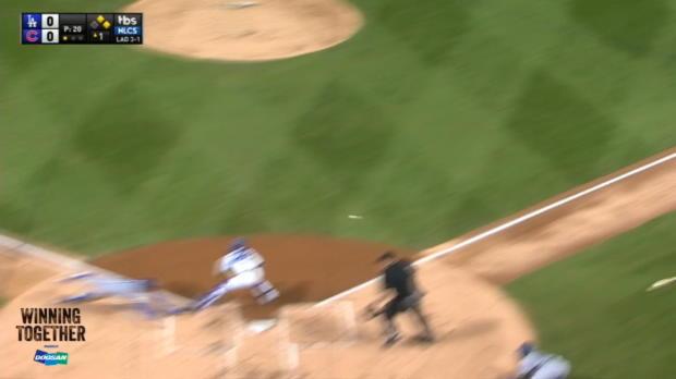 Balanced effort leads Dodgers