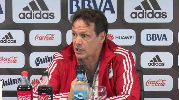 Argentinien: Doping! Das sagt der River-Arzt
