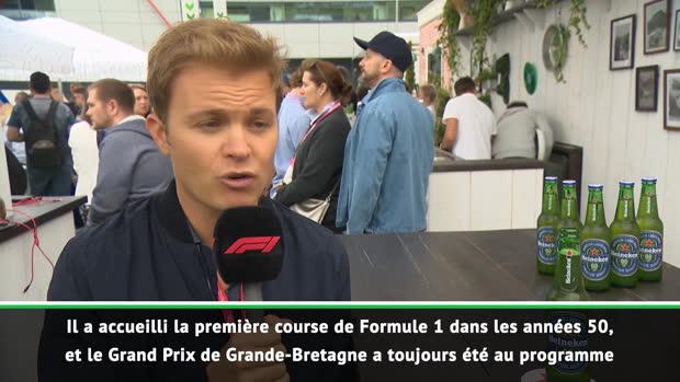 Nico Rosberg - 'Silverstone, le circuit le plus légendaire'
