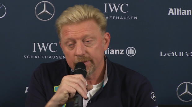 "Becker: ""Nadal und Federer? Absolute Legenden"""