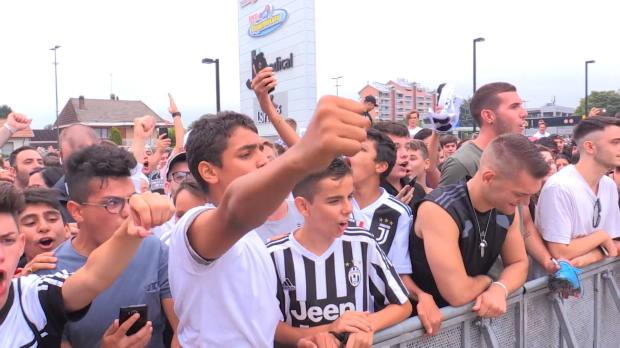 CR7-Pizza und Ronaldo-Eis! Turin steht Kopf