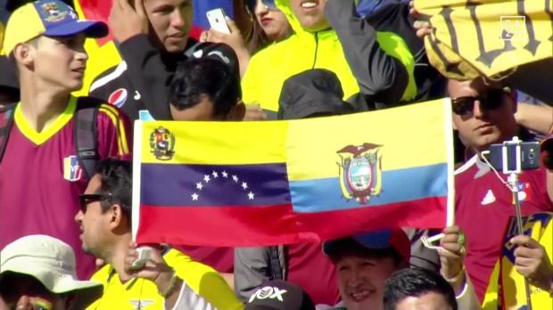 Ecuador - Venezuela