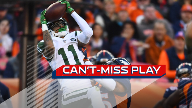 Can't-Miss Play: Robby Anderson bobbling catch amid five defenders