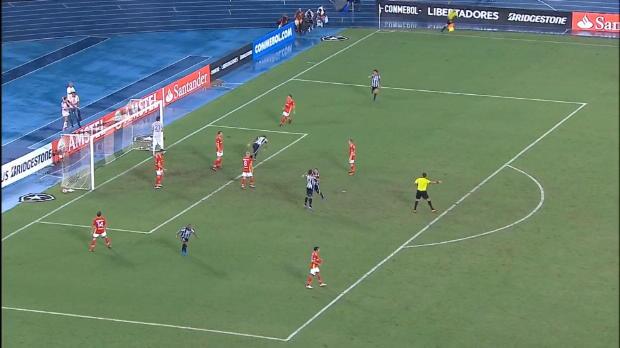 Copa Libertadores: Wow! Fallrückzieher-Kombo