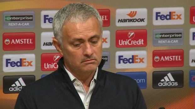 "1:0 vs. Luhansk! Mourinho: ""War schwierig"""