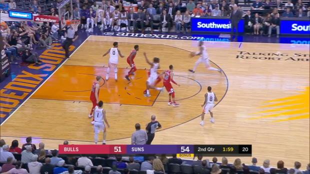 GAME RECAP: Suns 113, Bulls 105