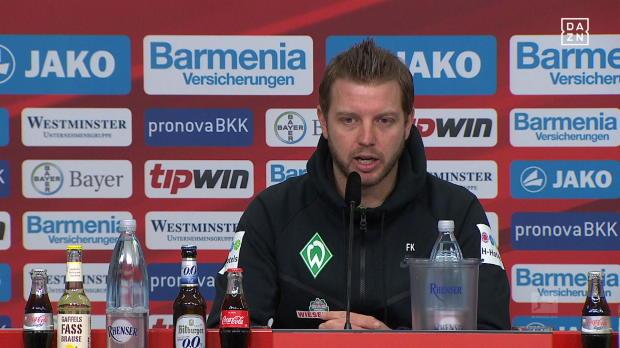 Kohfeldt: In Mainz Abstiegsplatz verlassen