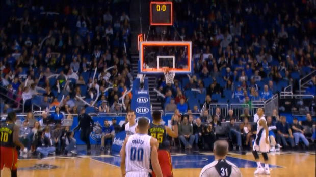 Basket : NBA - NBA - Sefolosha marque au buzzer!