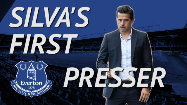 Marco Silva's first Everton press conference Thumbnail