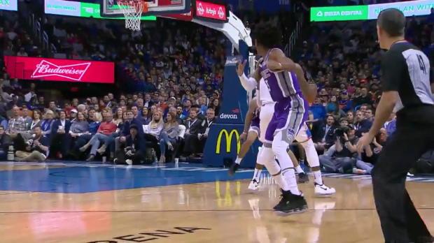 WSC: Carmelo Anthony (20 points) Highlights vs. Sacramento Kings