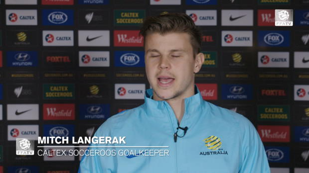 FFA TV | Langerak: Belief still high in squad