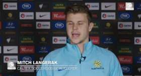 FFA TV | Returning Caltex Socceroos keeper Mitch Langerak says the side has lost no belief despite a fourth straight WC qualifying draw.