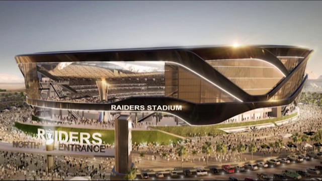 Would Raiders fans follow the their team to Las Vegas?