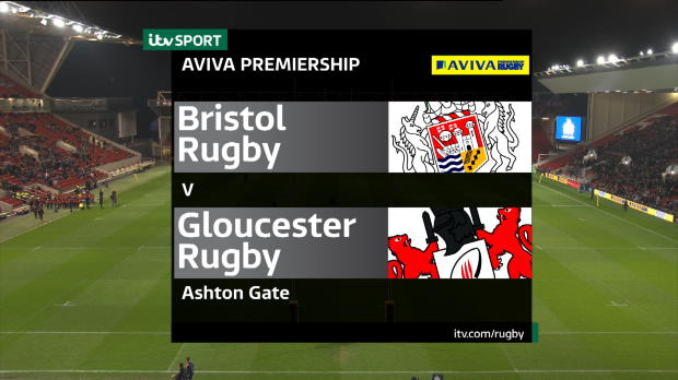 Aviva Premiership - Match Highlights - Bristol Rugby v Gloucester Rugby