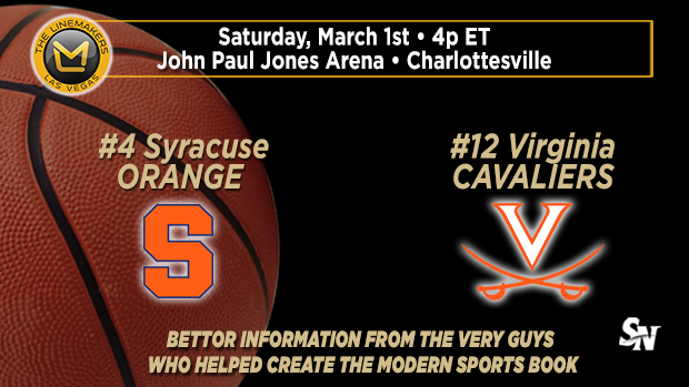 Syracuse @ Virginia