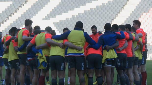 CdM 2015 - L'érable avant le trèfle pour les Bleus
