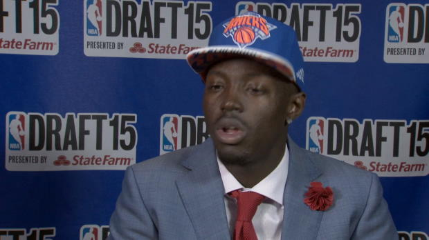 Jerian Grant Draft Night Interview