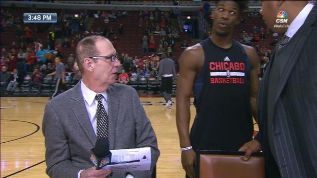GAME RECAP: Bulls 107, Pelicans 99