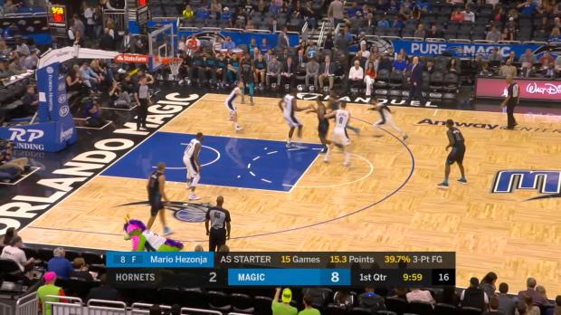 GAME RECAP: Hornets 104, Magic 102