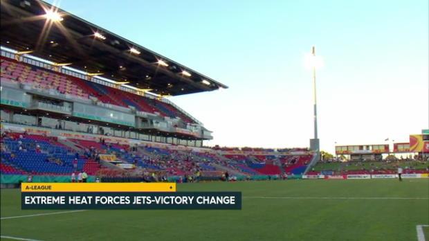 Jets v Victory postponed
