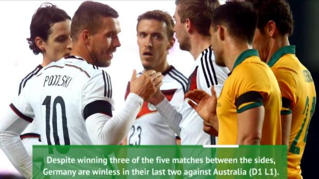 كرة قدم: كأس القارات: ألمانيا × أستراليا- تحليل أوبتا