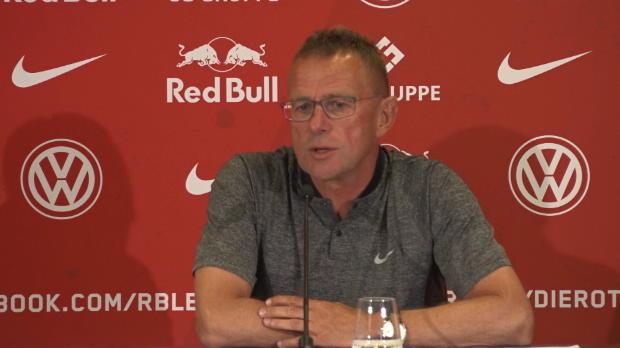 Rangnick: Dachten Hasenhüttl bleibt Trainer