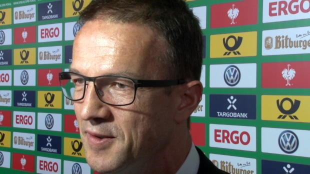 Bobic: Bayerns Schwachstellen ideal ausgenutzt