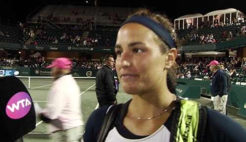 Puig Interview: WTA Charleston 2R