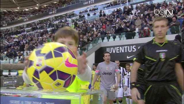 Serie A : Juventus 2-0 Chievo