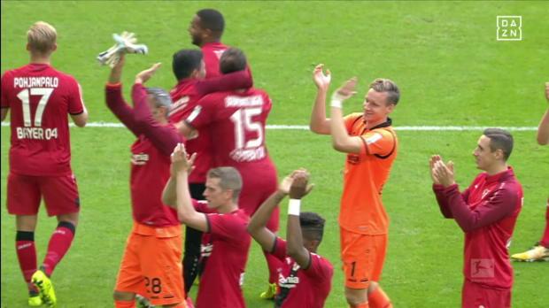 Borussia M'gladbach - Bayer 04 Leverkusen