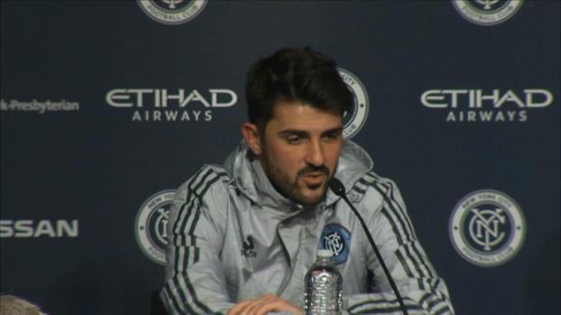 """Villa: """"Möchte mich bei Fans bedanken"""""""