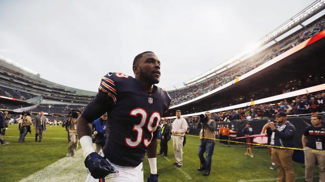 Chicago Bears defense highlights | Week 7