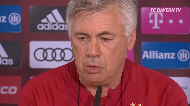 Fohlen, Alonso, Robben: Klartext von Ancelotti