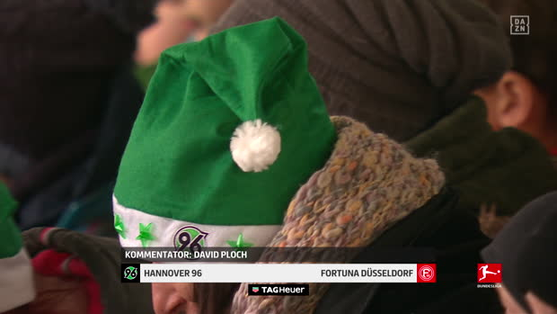 Bundesliga: Hannover 96 - Fortuna Düsseldorf | DAZN Highlights