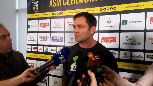 Rugby : 9e j. - Azéma - ''La concurrence du LOU nous agace forcément''