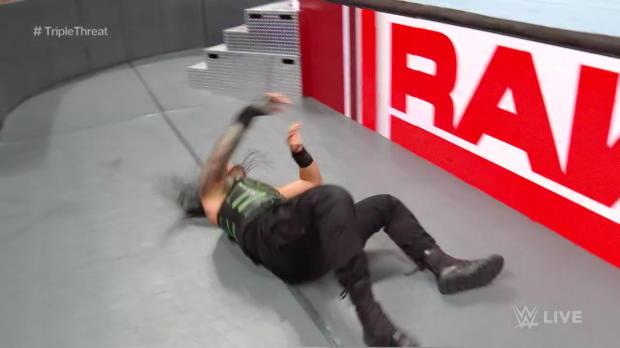 Roman Reigns vs. Finn Bálor vs. Drew McIntyre: Raw, July 16, 2018