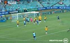 Sydney FC came from behind to beat Central Coast Mariners 4-2 in a thriller on Saturday afternoon.