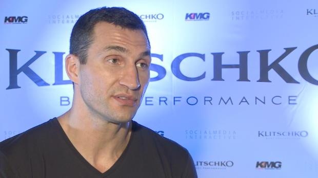 """Boxen: Klitschko: """"Geschichte weiterschreiben"""""""
