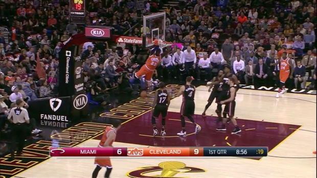 WSC: LeBron James 27 points vs the Heat
