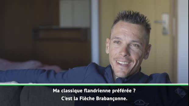 Classiques flandriennes - Gilbert - 'Ma préférée ? La Flèche Brabançonne'