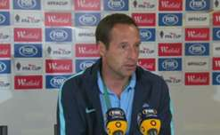 Coach John van 't Schip reflects on Melbourne City's Westfield FFA Cup semi-final exit.